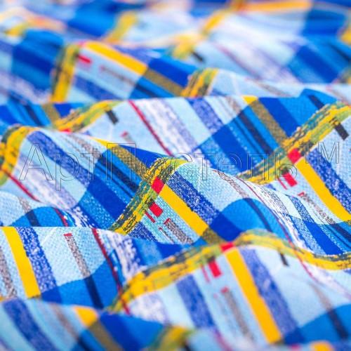Плательная ткань Арлекин