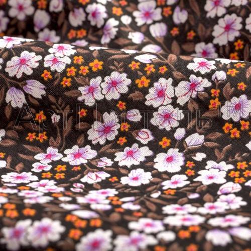 Плательная ткань Весенний