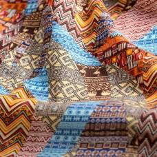 Плательная ткань Витражи