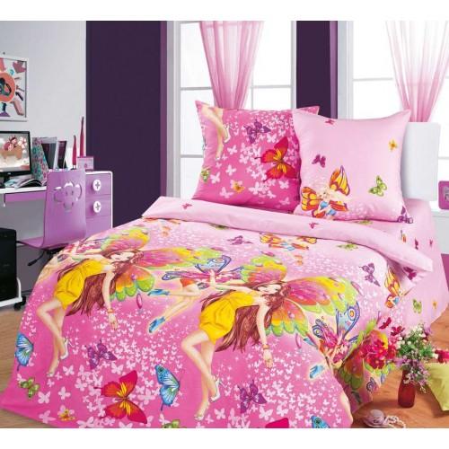 Детский постельный комплект Красотки