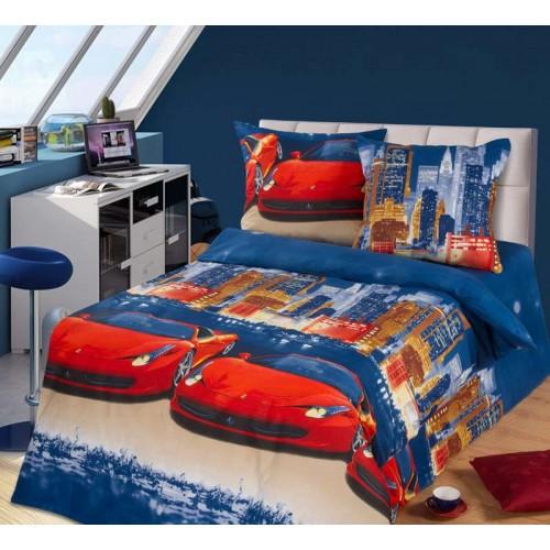 Детский постельный комплект Лидер