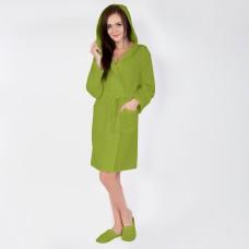 Фисташковый халат