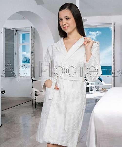 Махровые халаты в ассортименте