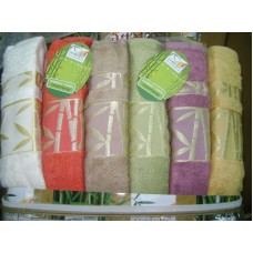 Махровые полотенца бамбук в южной текстильной компании