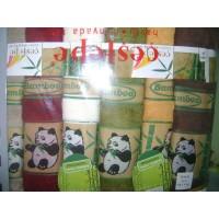 Махровые полотенца бамбук