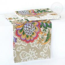 Барокко (Полотенца из рогожки)
