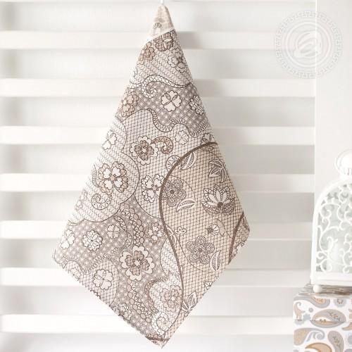 Пастель (Полотенца из рогожки)