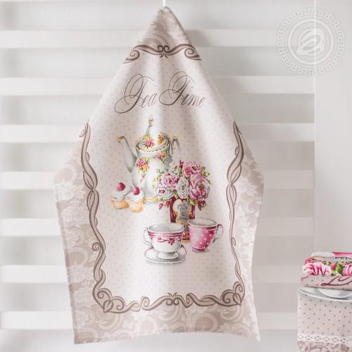 Прованс (Полотенца из рогожки)