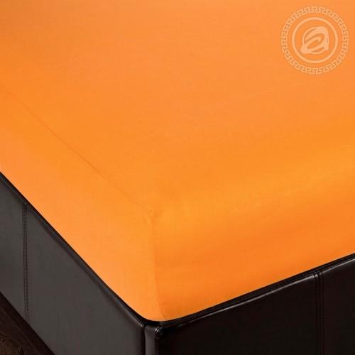 Апельсин (Простыни на резинке)