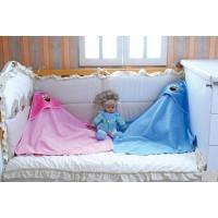 Уголки детские (махровые полотенца с капюшоном)