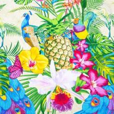 Гавайи (Вафельное полотно)