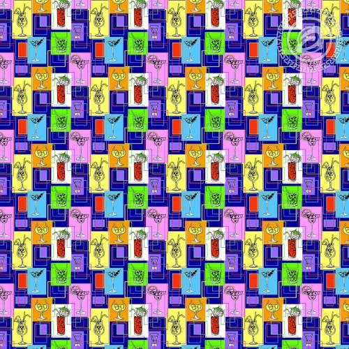 Лимонад (Вафельное полотно)
