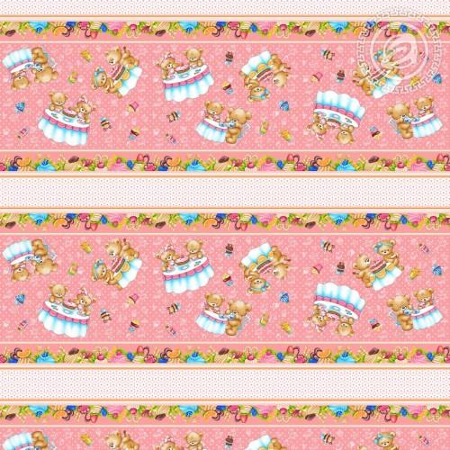 Сладкоежка (Вафельное полотно)